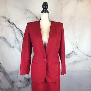 JASON PRESCOTT vintage skirt suit